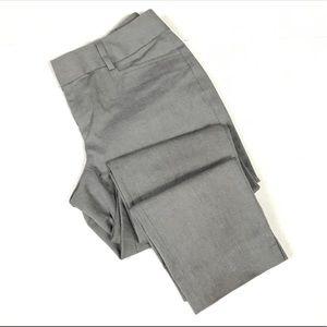 Banana Republic Factory Gray Jackson Fit Trousers